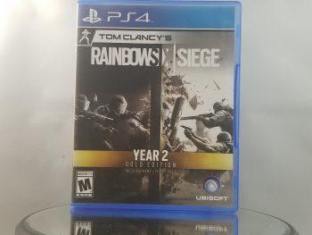 Rainbow Six Siege Year 2 Front