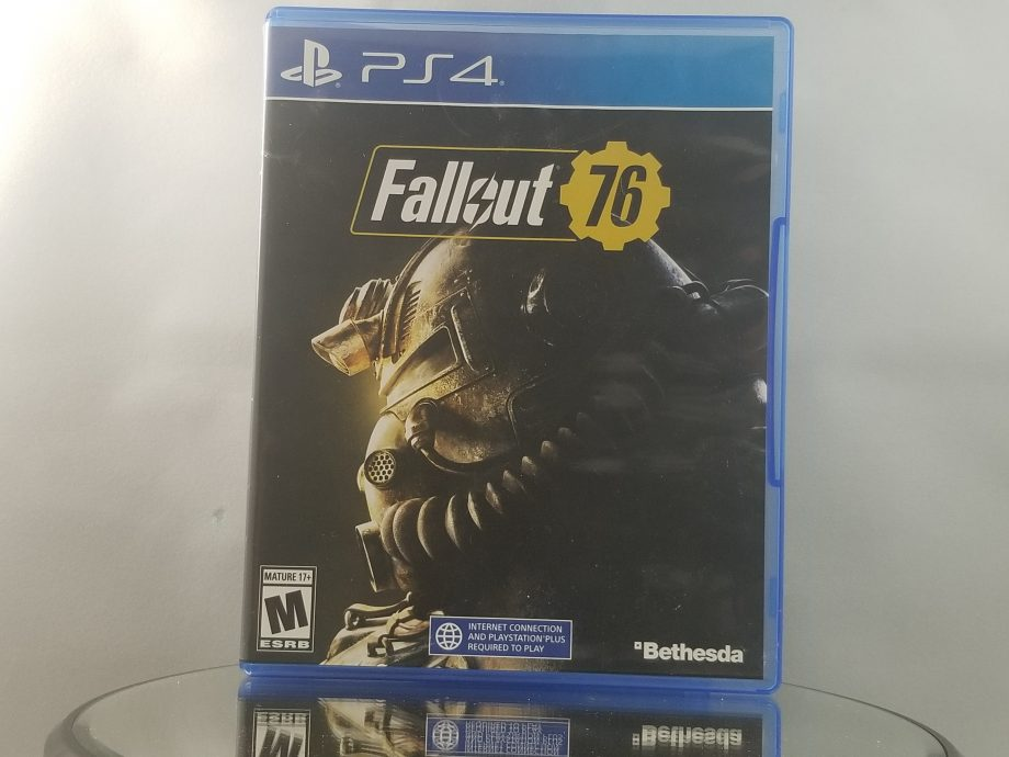 Fallout 76 Front