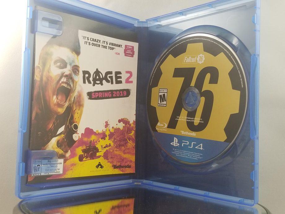 Fallout 76 Disc