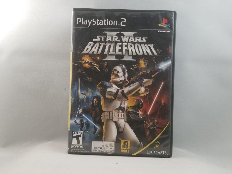 Star Wars Battlefront 2 Front