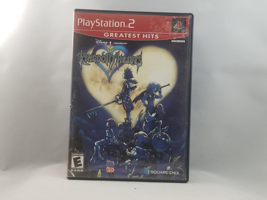 Kingdom Hearts Front