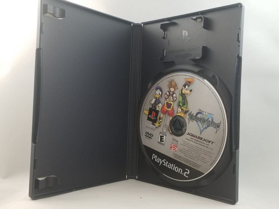 Kingdom Hearts Disc