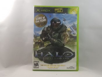 Halo Combat Evolved Front