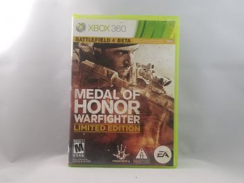 Medal Of Honor Warfighter Front