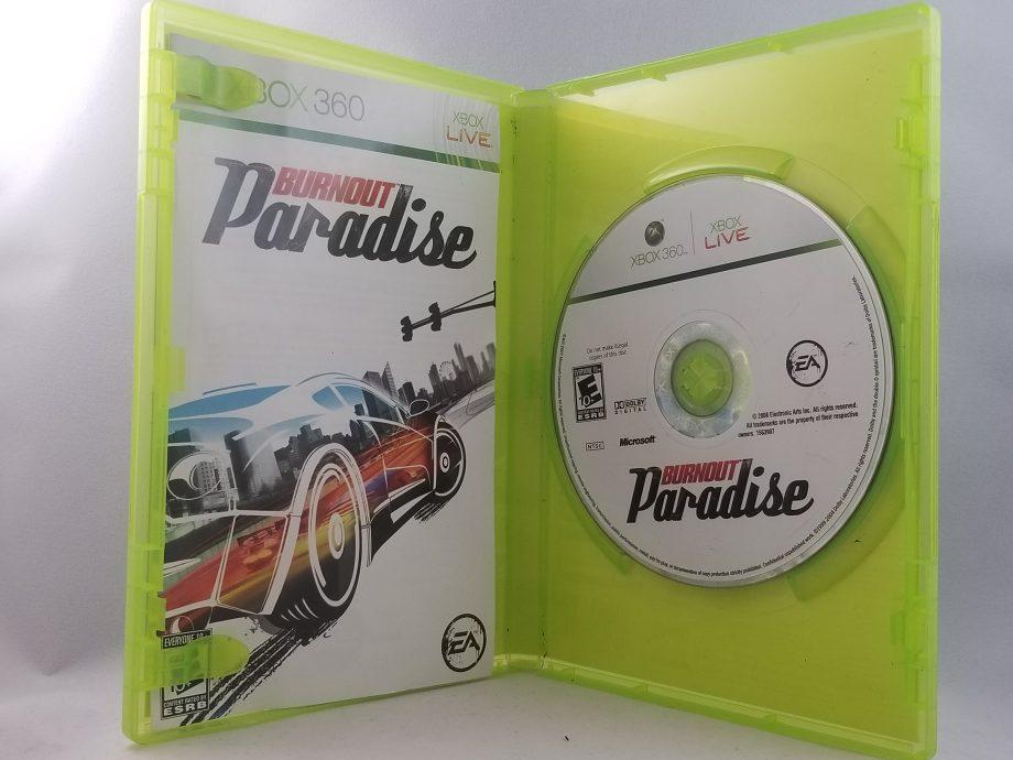 Burnout Paradise Disc