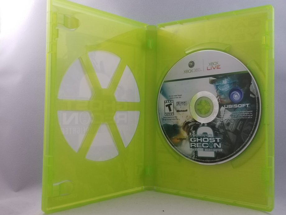 Ghost Recon Advanced Warfighter 2 Disc