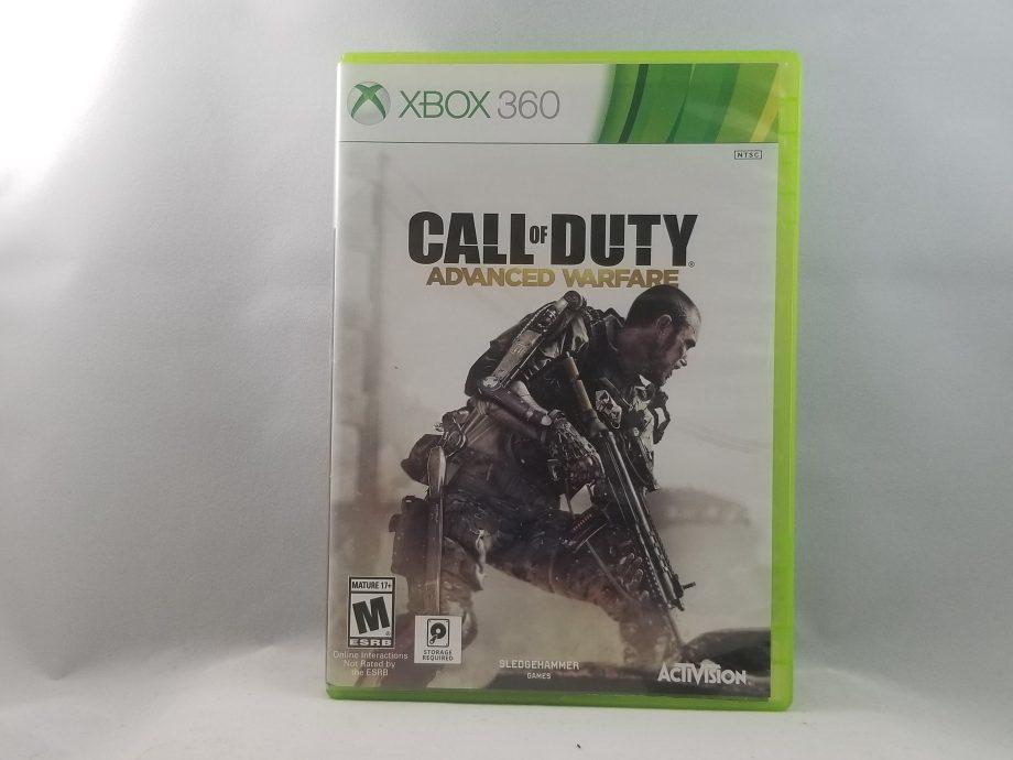 Call Of Duty Advanced Warfare Front