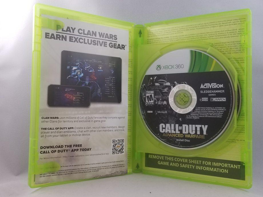 Call Of Duty Advanced Warfare Disc 1