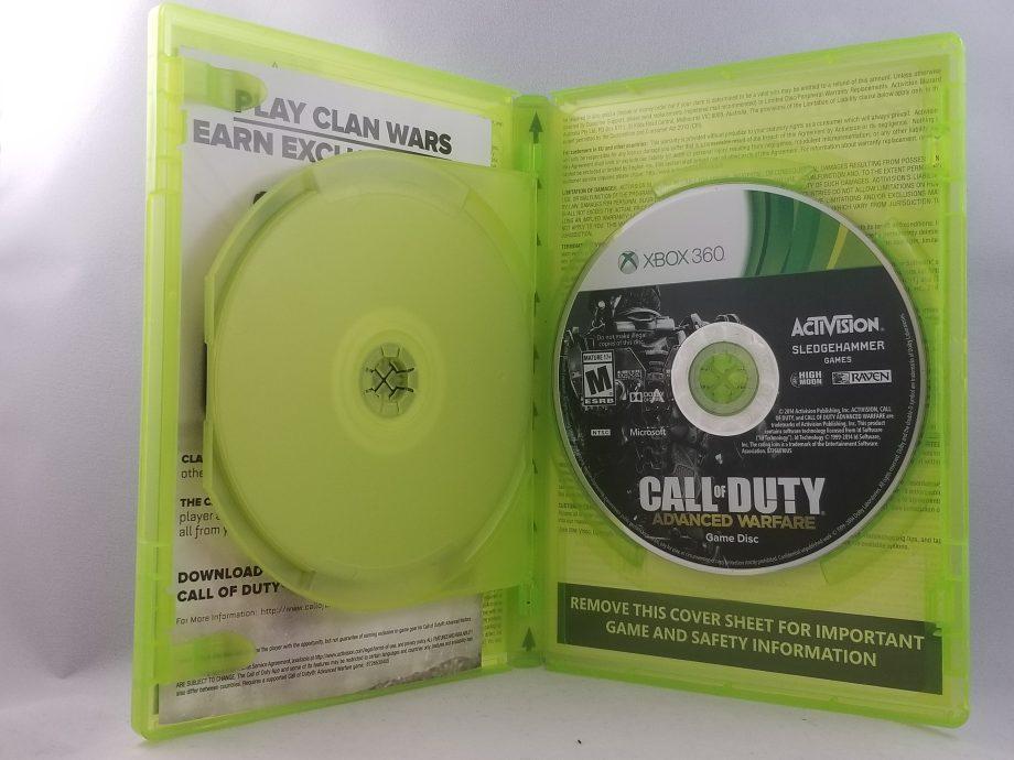 Call Of Duty Advanced Warfare Disc 2