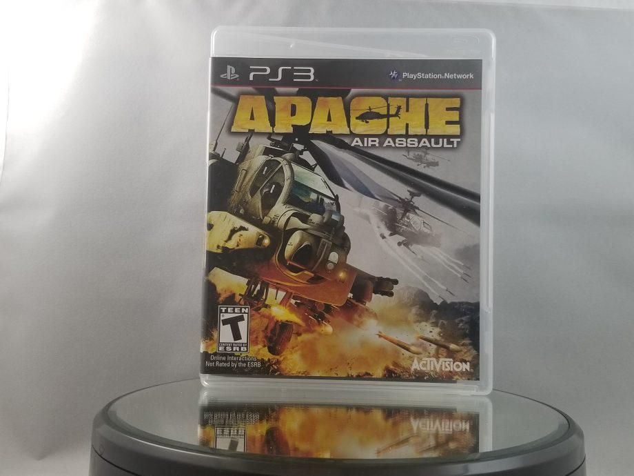 Apache Air Assault Front