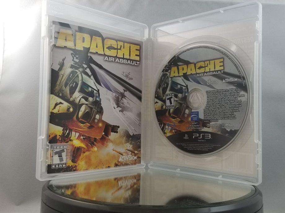 Apache Air Assault Disc