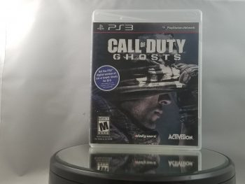 Call Of Duty Ghosts Front