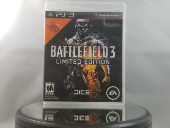 Battlefield 3 Limited Edition Front