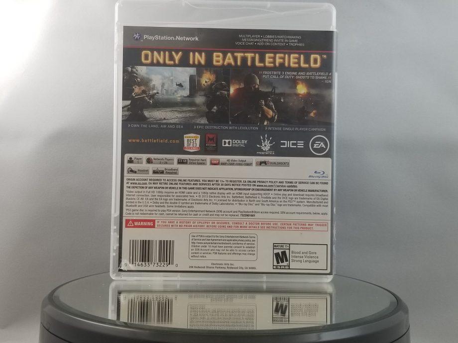 Battlefield 4 Back