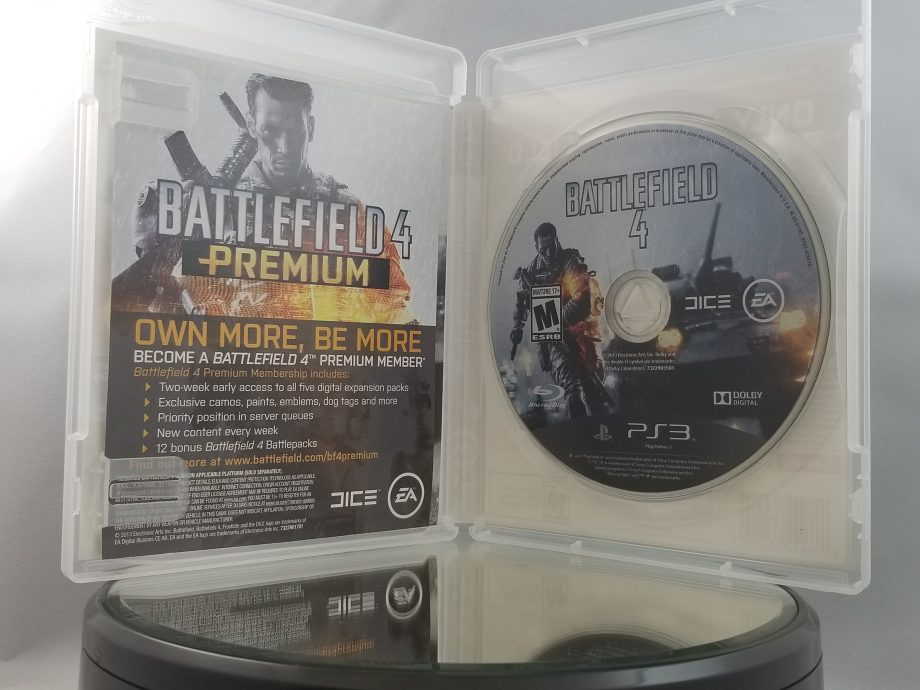 Battlefield 4 Disc