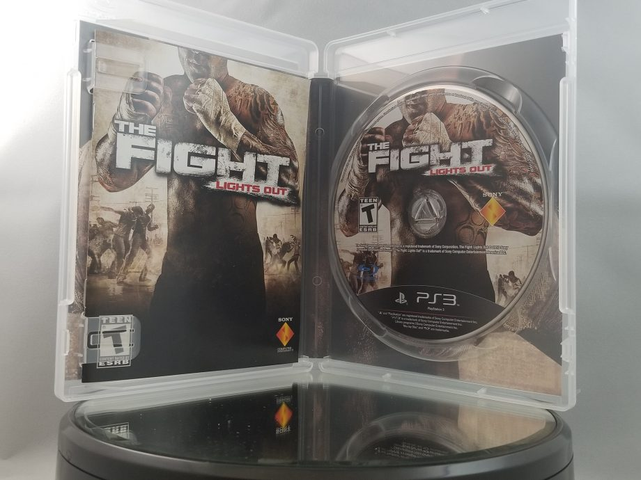 The Fight Lights Out Disc
