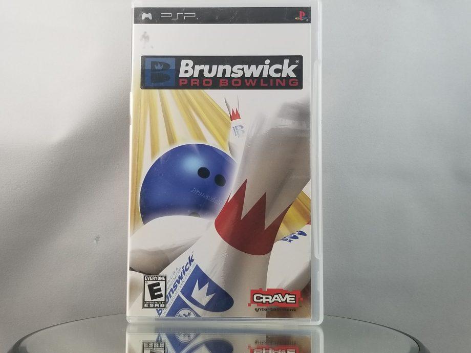Brunswick Pro Bowling Front