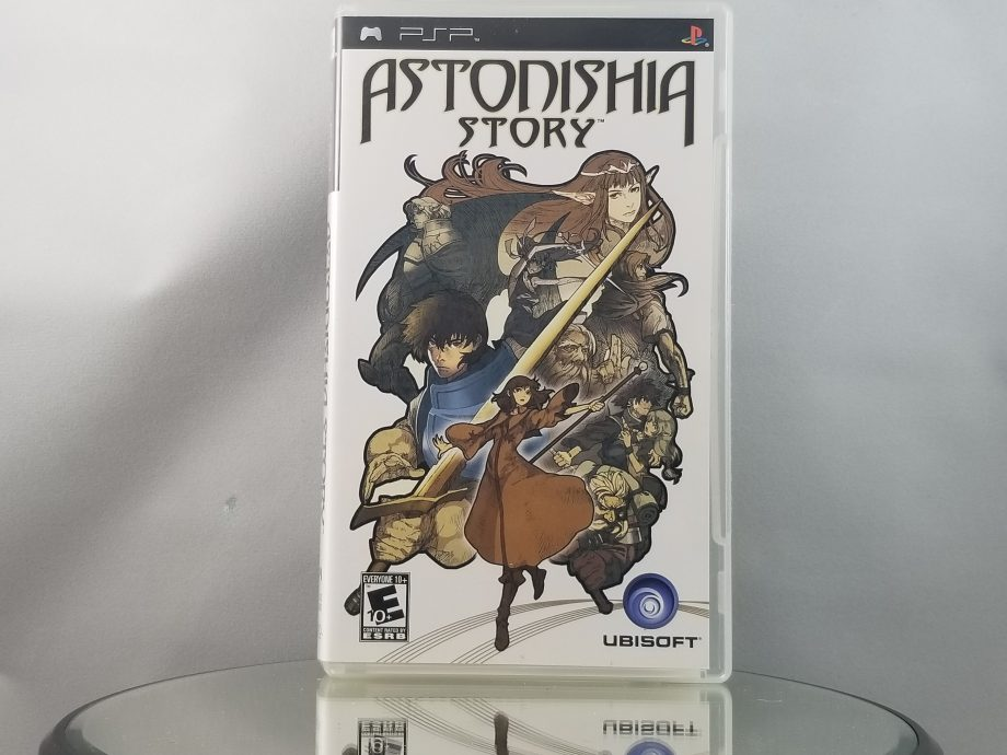 Astonishia Story Front