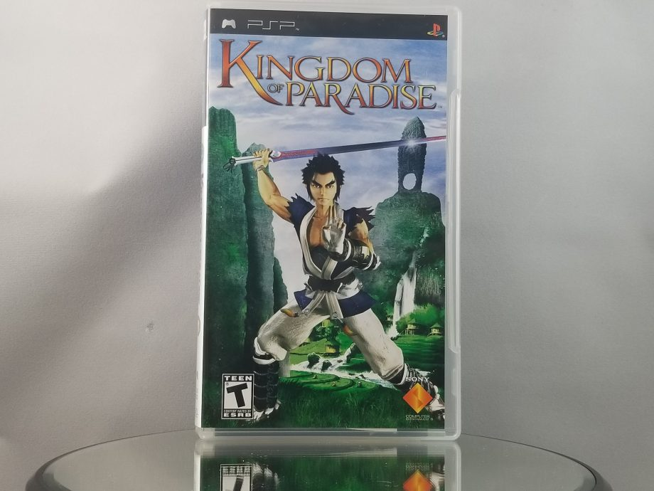 Kingdom Of Paradise Front