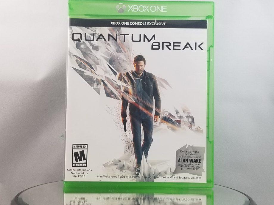 Quantum Break Front