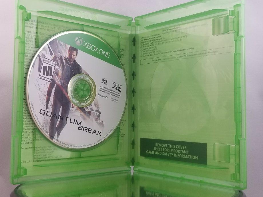 Quantum Break Disc