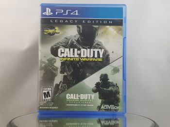 Call Of Duty Infinite Warfare Legacy Edition Front