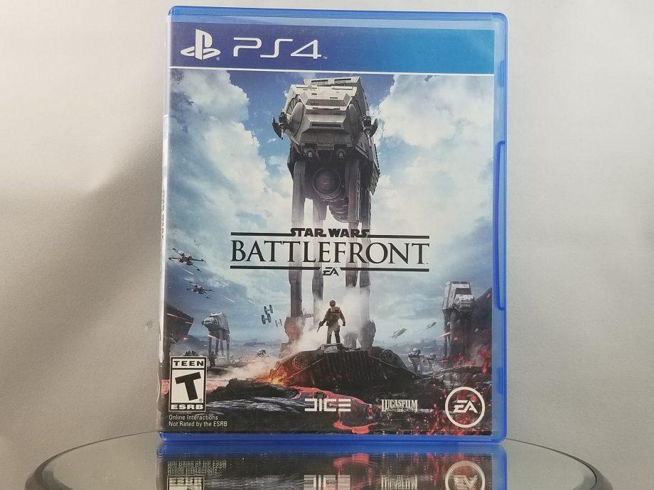 Star Wars Battlefront Front