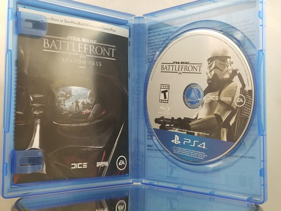 Star Wars Battlefront Disc