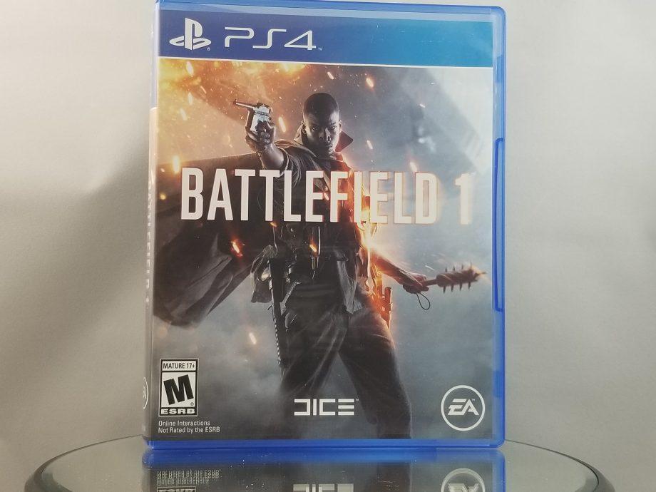 Battlefield 1 Front