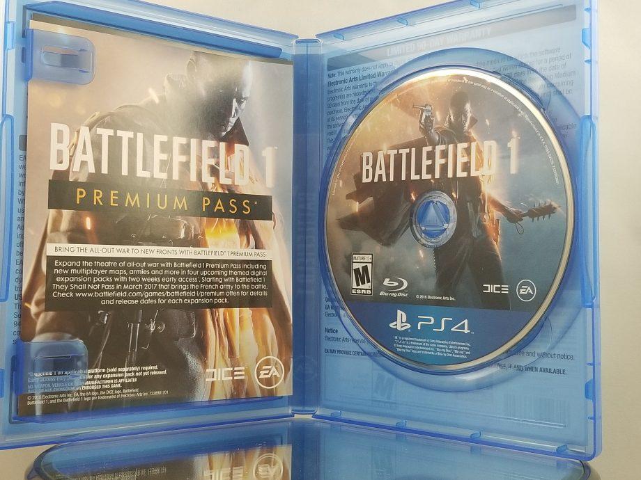 Battlefield 1 Disc