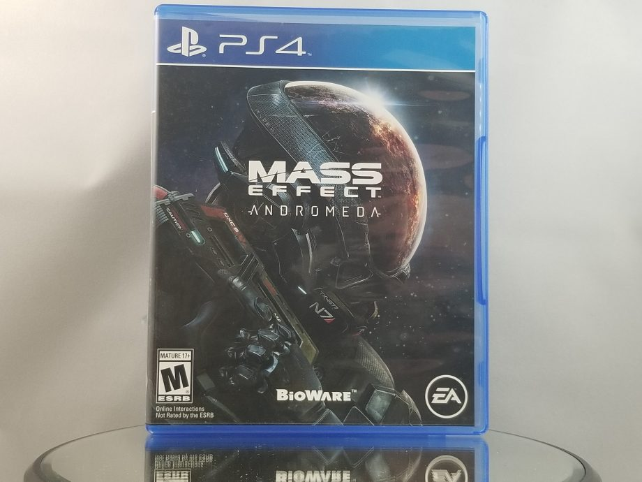 Mass Effect Andromeda Front
