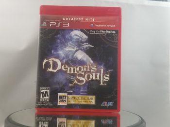 Demon's Souls Front