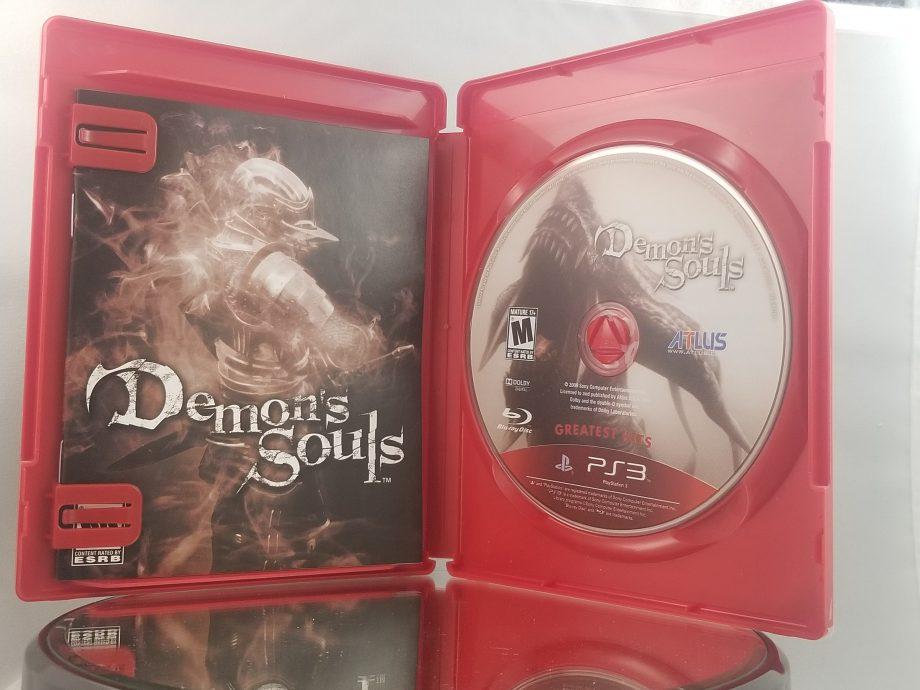 Demon's Souls Disc