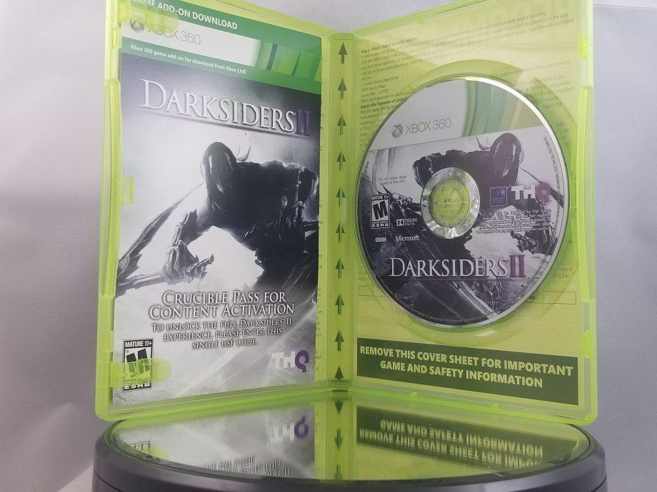 Darksiders II Disc
