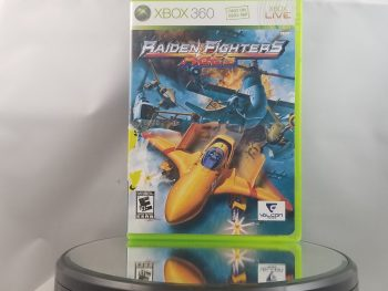 Raiden Fighters Aces Front