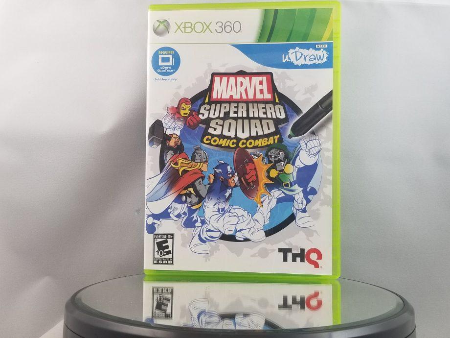 Marvel Super Hero Squad Comic Combat Front