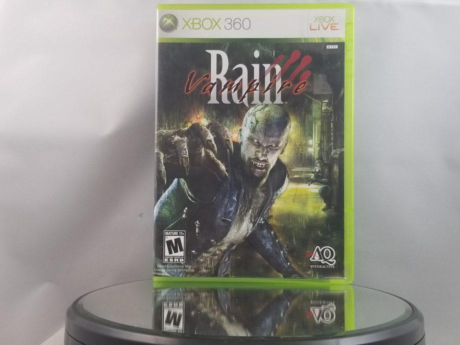 Vampire Rain Front