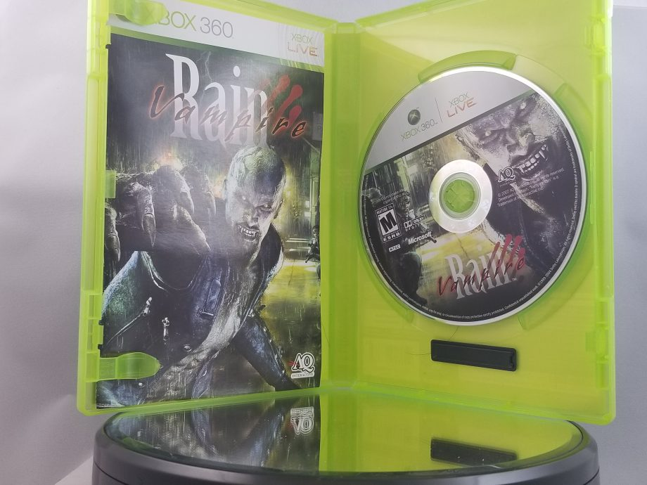 Vampire Rain Disc