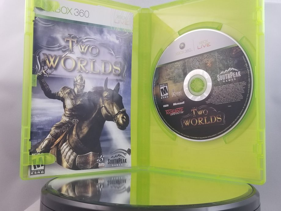 Two Worlds Disc