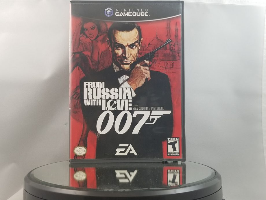 007 From Russia With Love Front