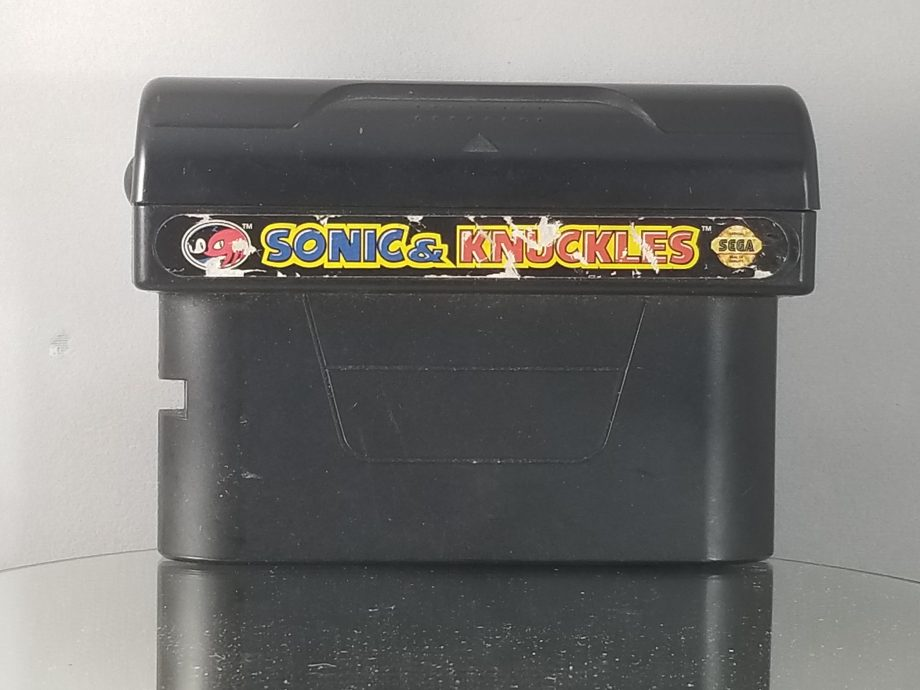 Sonic & Knuckles Front