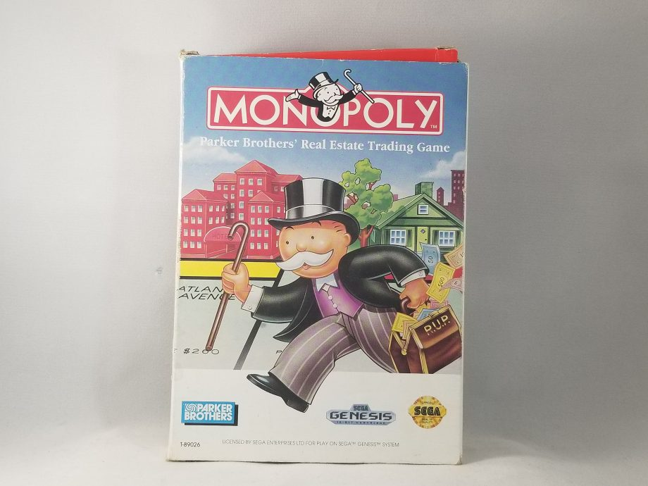 Monopoly Front