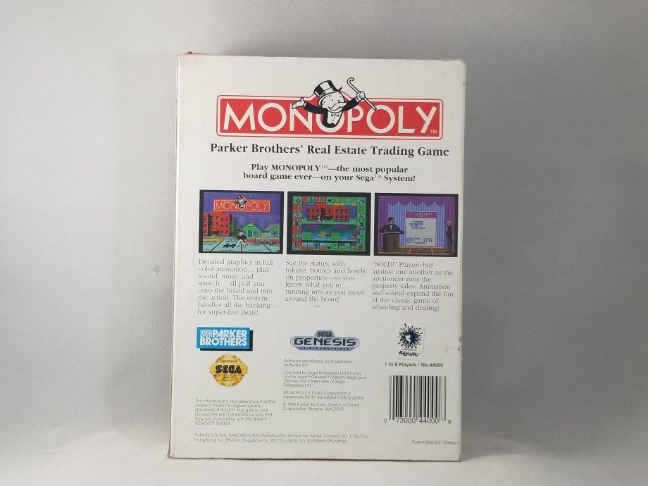 Monopoly Back