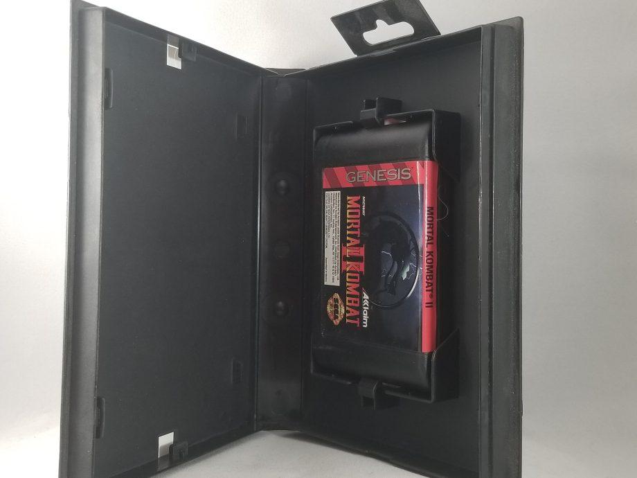Mortal Kombat II Disc