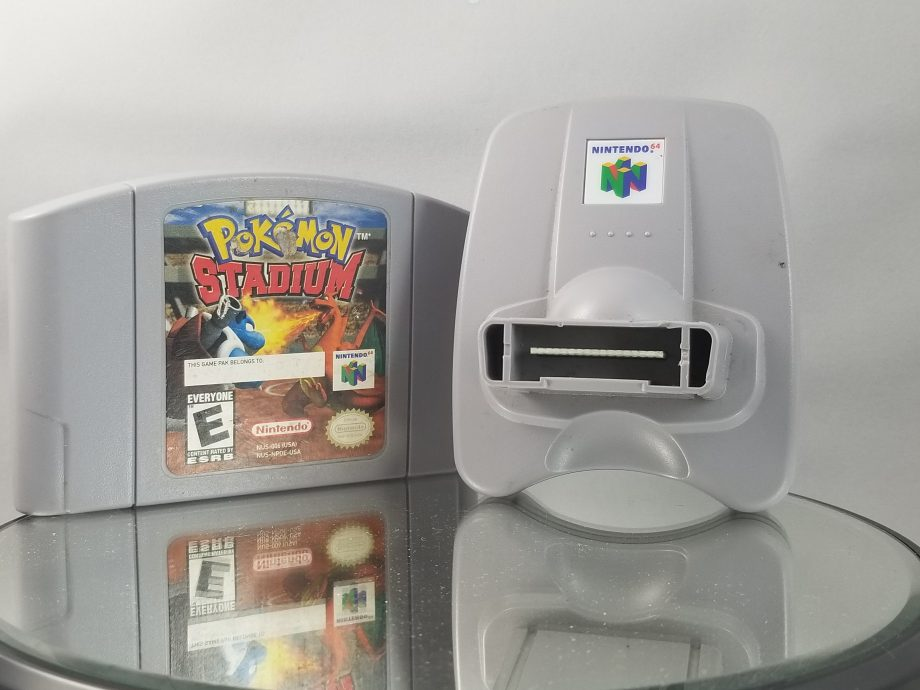 Pokemon Stadium & Transfer Pak