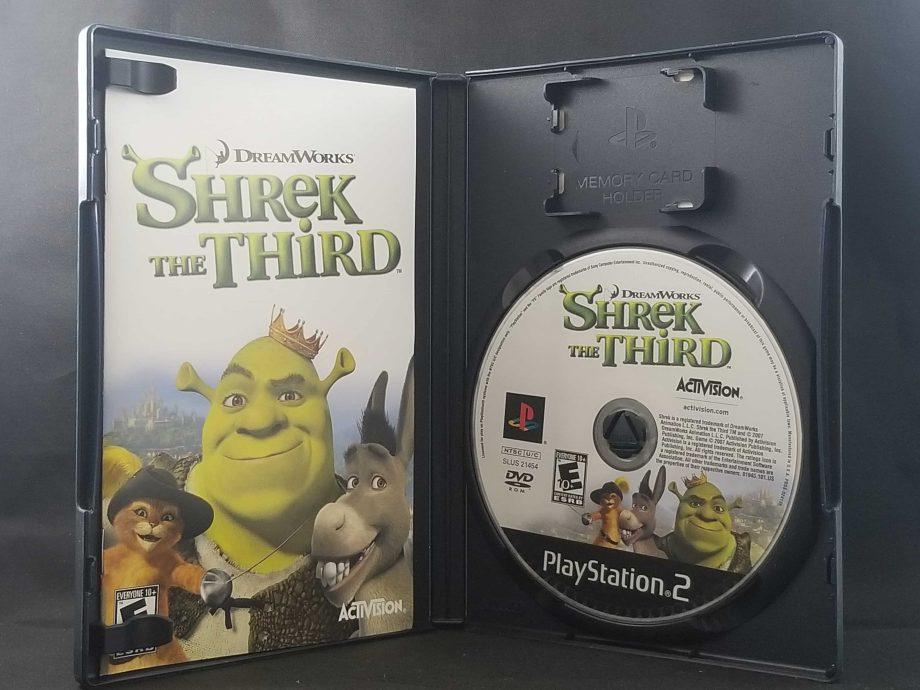 Shrek The Third Disc
