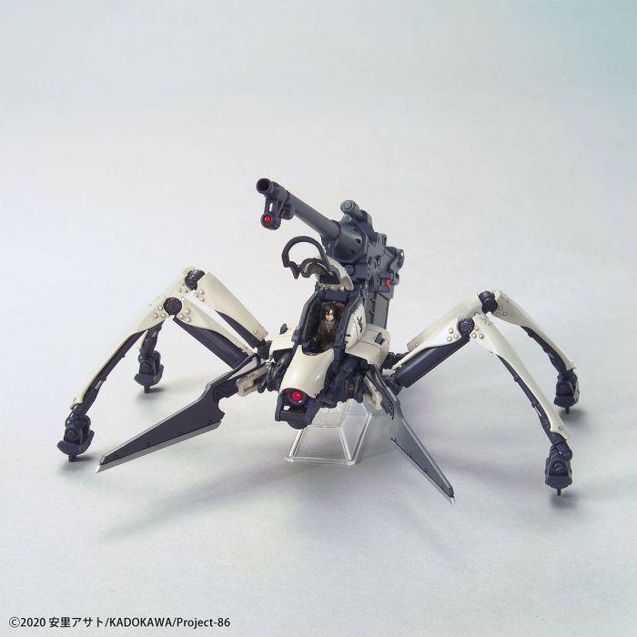 1/48 High Grade Juggernaut Shin Use Pose 4