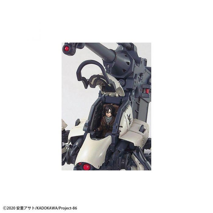 1/48 High Grade Juggernaut Shin Use Pose 9