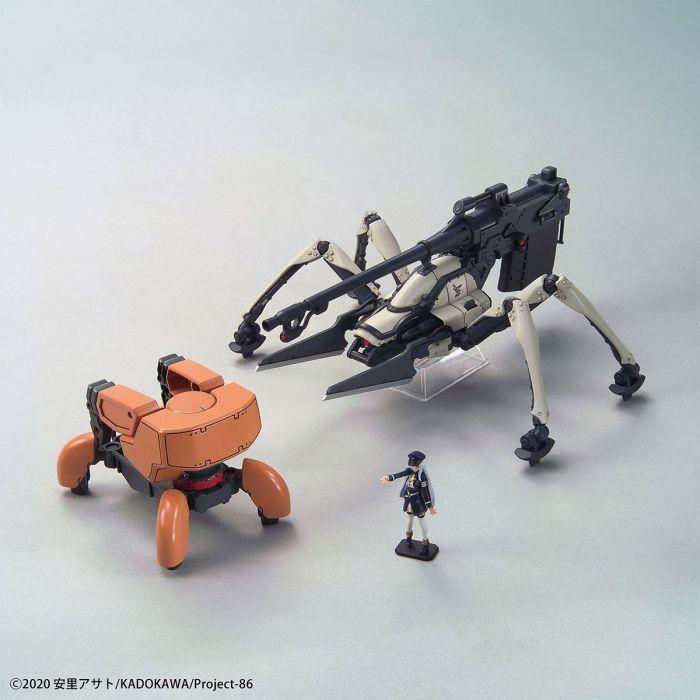 1/48 High Grade Juggernaut Shin Use Pose 2
