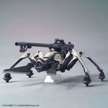 1/48 High Grade Juggernaut Shin Use Pose 1